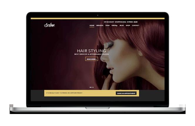 SALON / HAIR STYLING